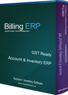 Billing and Accounting Software